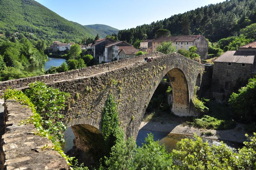 olargue pont-du-diable