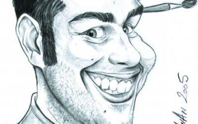 Caricatures d'Olivier Ganan